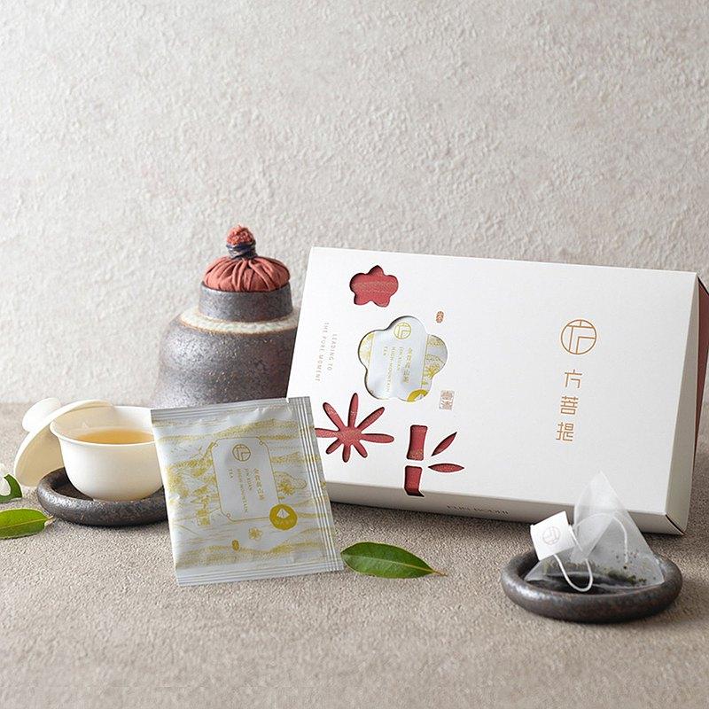 【方菩提】金萱高山茶包禮盒 / 畢業禮物