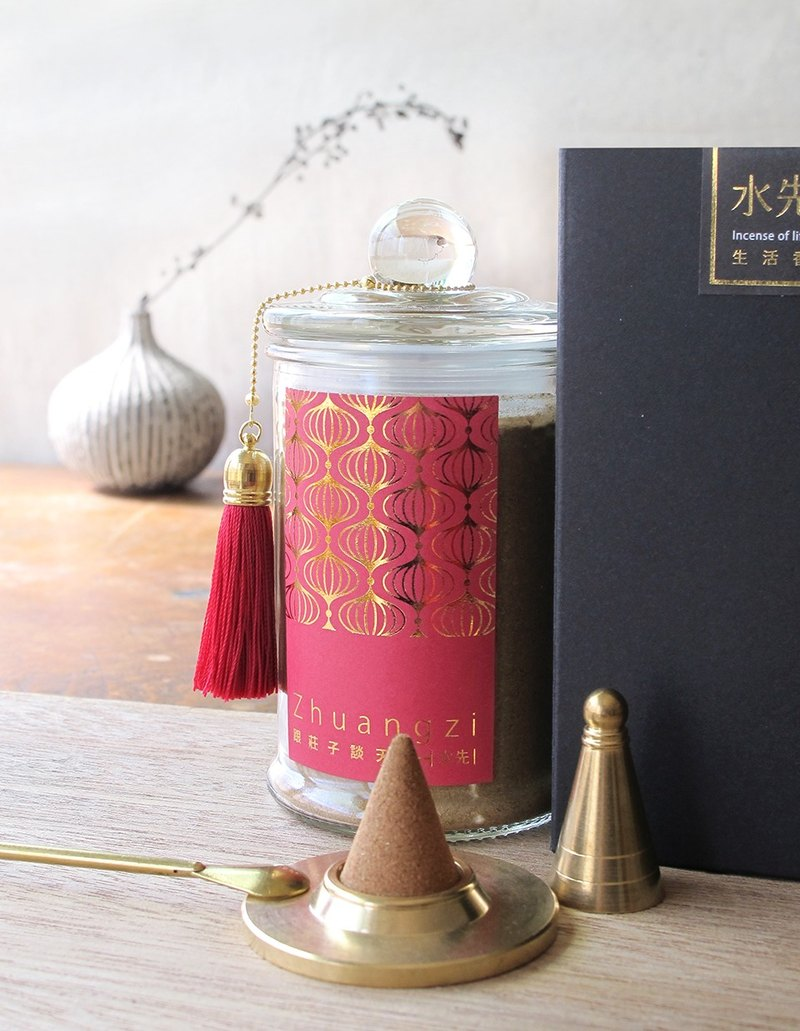 Life incense ‧ talk to Zhuangzi about Tianzhu Christmas discount ‧ choose two pieces of 88% off