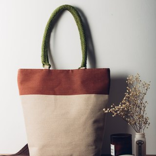 最愛極簡潮麻包 Everyday KK Jute Bag