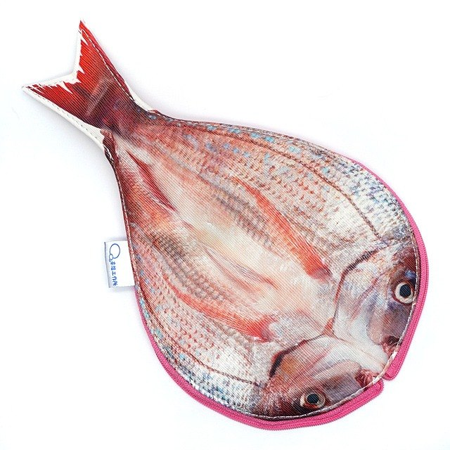 Fish case (Red snapper; TAI)