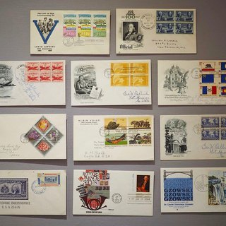 United States 1940~2000 first day stamp / envelope collection single piece for sale