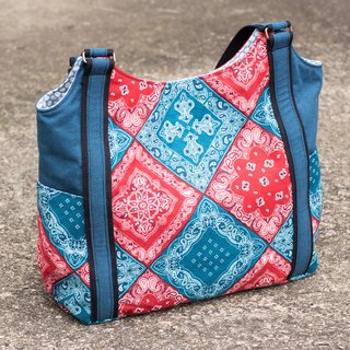 Love the Earth handmade bag * monolayer backpack | choose your favorite fabric