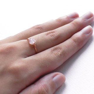 5mm powdered copper wire ring