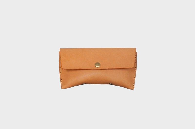 【手作課程 - 經典眼鏡盒】 手工皮件 | 客製 | 禮物 | 禮盒