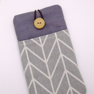iPhone sleeve, iPhone pouch, Samsung Galaxy S8, Galaxy Note 8, cell phone, ipod classic touch sleeve (P-242)