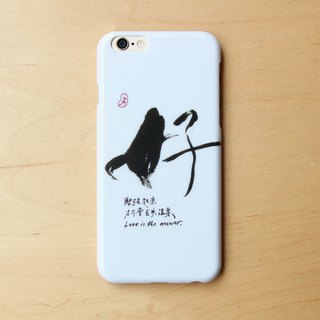 6 5 3 Taiwan good - i6 / i6s phone case (white)