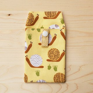 Hefeng snail pocket pencil bag