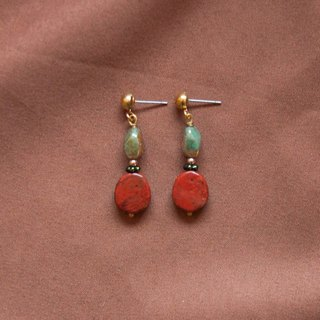 Autumn Color Earrings