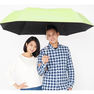 Ssangyong super perfect cooling sunscreen parent-child double umbrella automatic opening umbrella