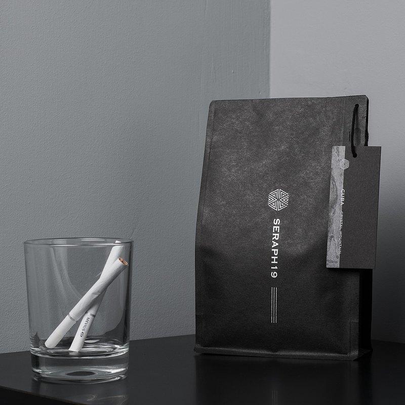 SERAPH19 單品手沖咖啡 單一產區 古巴 水晶山 半磅
