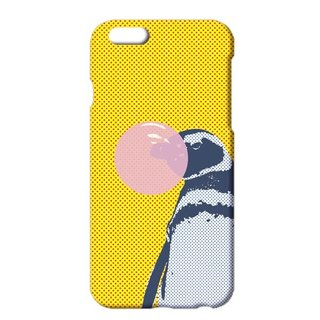 [IPhone case] Balloon gum / penguin