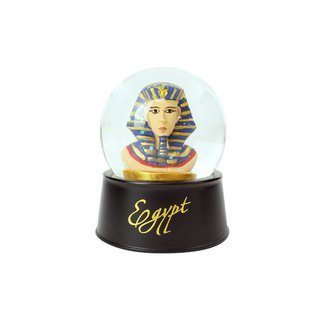 Egyptian Crystal Ball Magnet Pharaoh