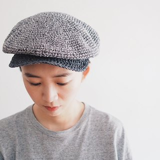 Newsboy Cap (grey)