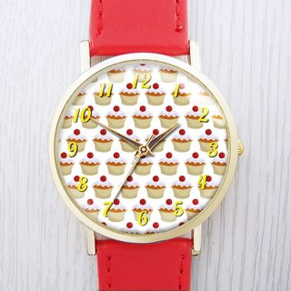 Cup Cake - Women's Watch / Men's Watch / Neutral Table / Accessories [Special U Design