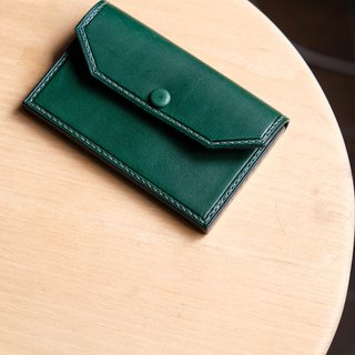 Card Box CB01 Vegetable tanned leather