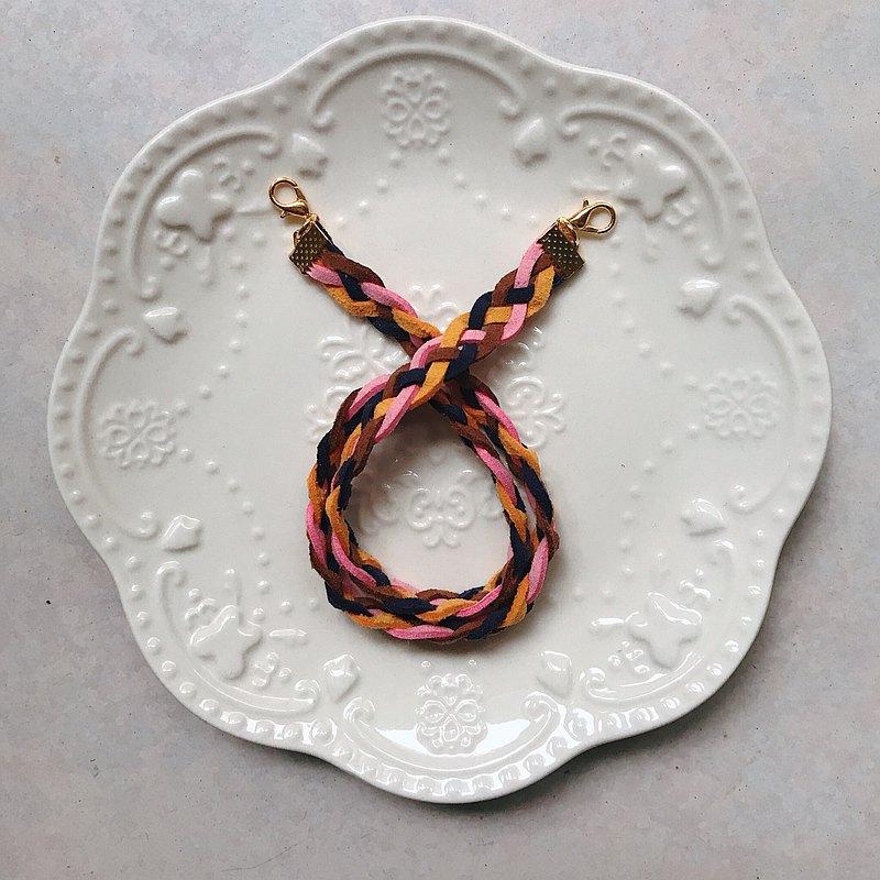 手工編織口罩繩 / 糖果屋