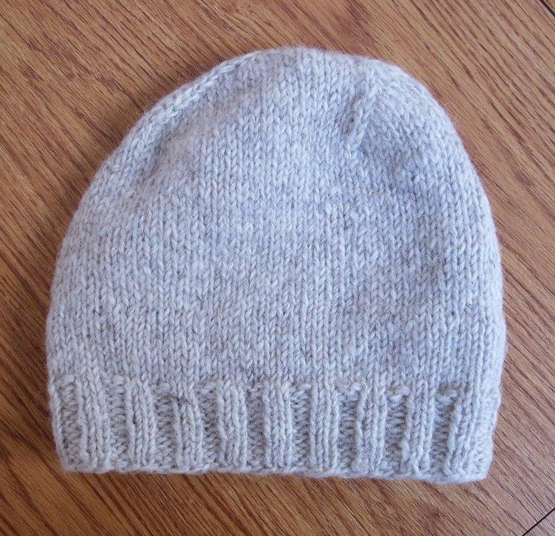 047a9f279aa  Grooving the beats Handmade Hand Knit Wool Beanie Hat