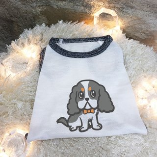 [Hairy child name customized models] Charles Spaniel King Charles reflective vests (hairy child paragraph)
