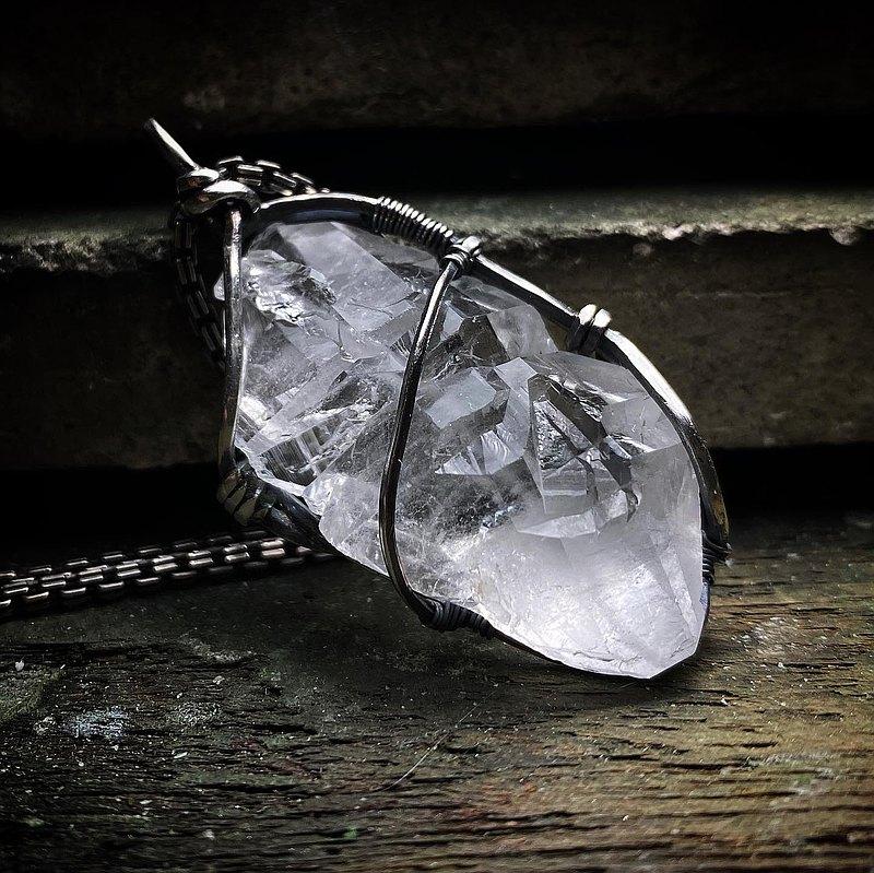 療癒之隼錐-縫合水晶