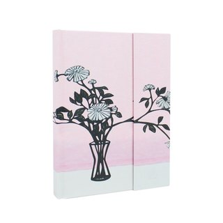 Notebook - Changyu bottle flower