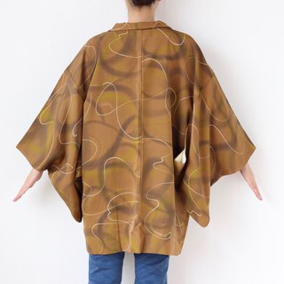 kimono, Kimono sleeve, Japanese vintage, Asian jacket, Japanese haori /3480