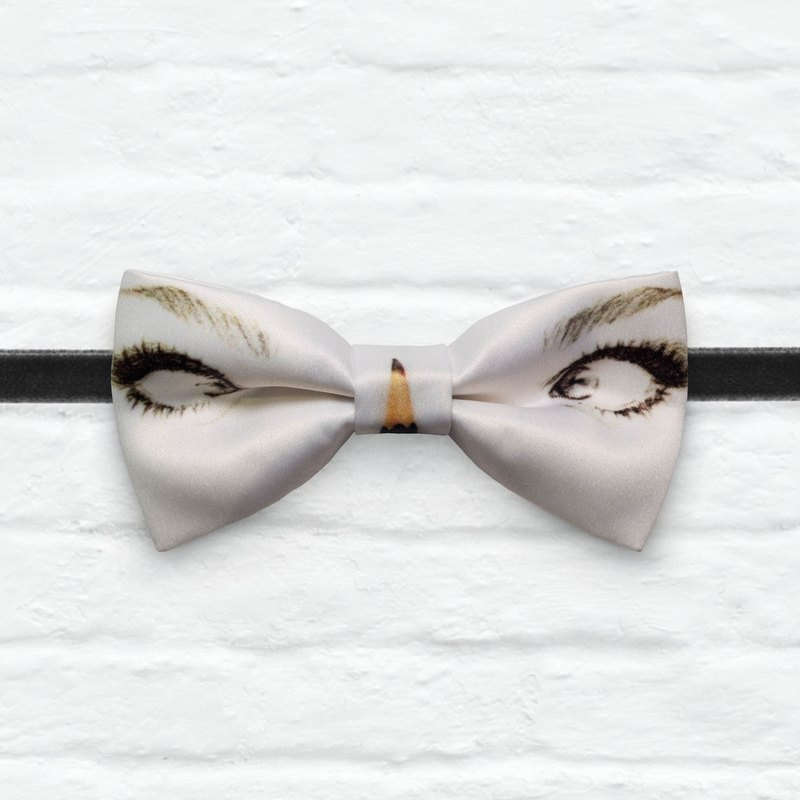 Style 0310 Bowtie - Modern Boys Bowtie, Toddler Bowtie Toddler Bow tie, Groomsmen bow tie, Pre Tied and Adjustable Novioshk