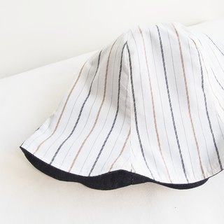 Father's Shirt - Handmade Bucket Hat | Double sided