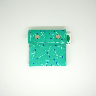 / Pin / earphone bag / 3C wire package / coin purse