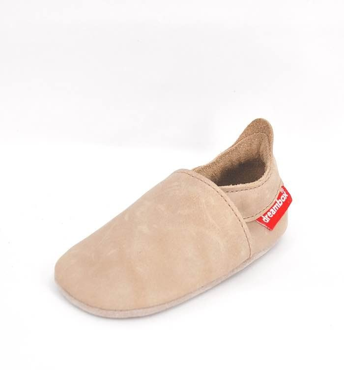 """Taiwan hand"" ""Mimi preferred"" CASHMERE cowhide toddler / children's shoes (boutique brown)"