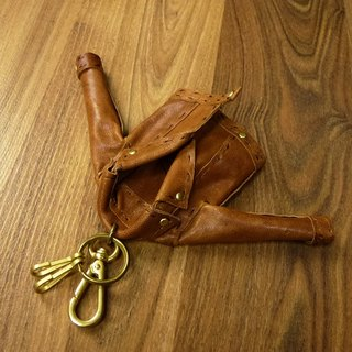Exclusive special handmade mini leather (oil sheep)