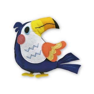 Fairy Land [Material Bag] Toucan Doll