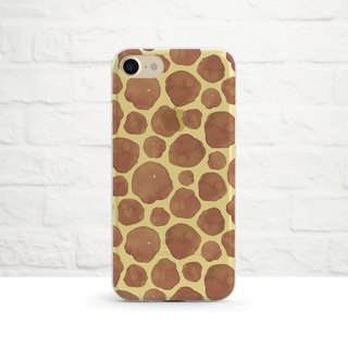 Giraffe, Clear Soft Case, iPhone Xs Max to iPhone SE/5, Samsung