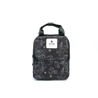 [RITE] Le Tour Series - Dual-use Mini Backpack - NAVY Black