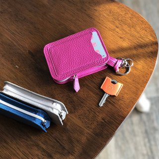 革職人 LEATHER FACTORY【ADRIA SMART KEY CASE】Made in Japan