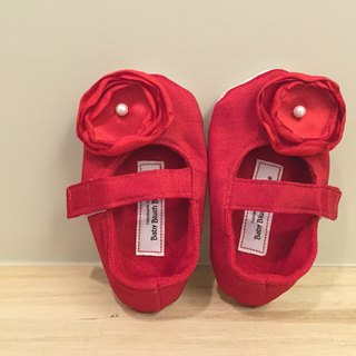 US imports handmade fashion toddler shoes (safflower paragraph)