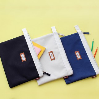 Handmade / B5 data finishing universal storage bag