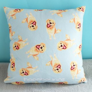 Golden Retriever Golden Retriever Puppy Pillowcase