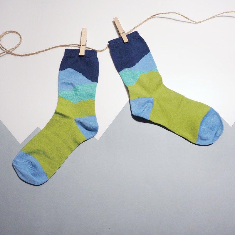 mibobo襪子-森林