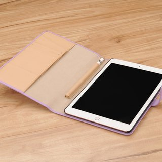 STORYLEATHER build iPad PRO 9.7 / iPad 9.7 (2017/18 version) / iPad PRO10.5 notebook PDA-style hard shell