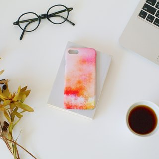 "[Order Production] iPhone / Android Case ""Forest and Morning Glow"""