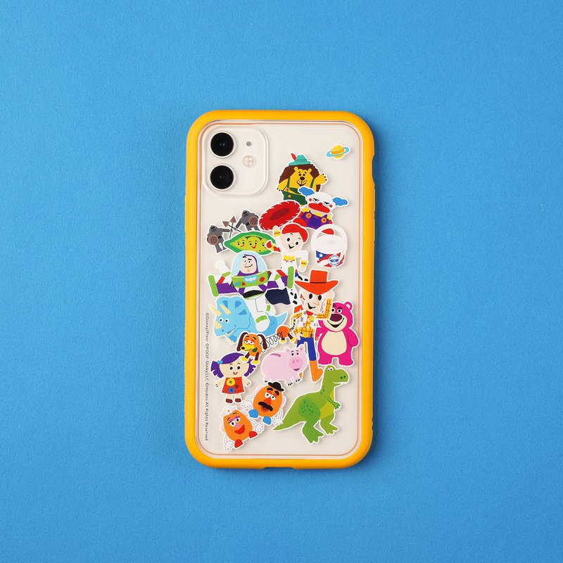 Mod NX Frame Back Cover Dual Purpose Phone Case / Toy Story-Toy Story Collection iPhone