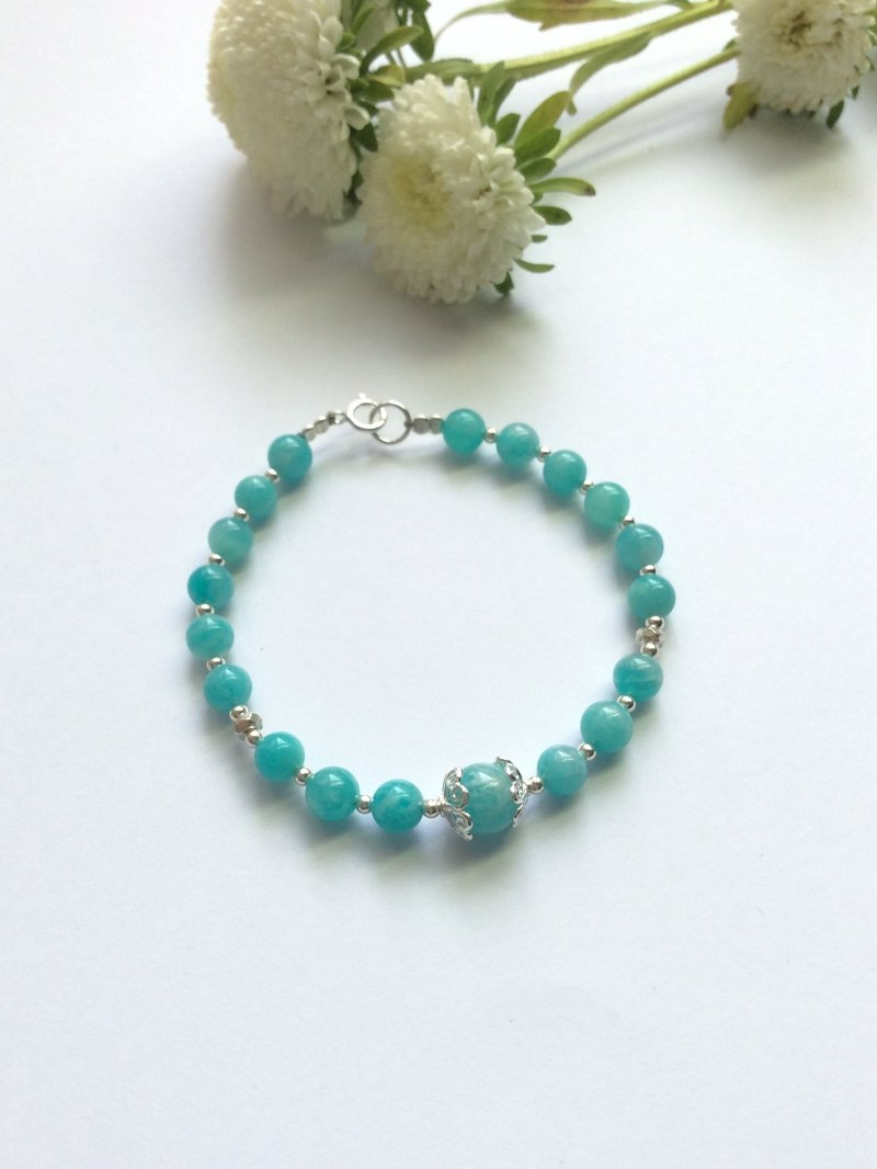 Ops Amazonite Sky Blue Jewelry bracelet