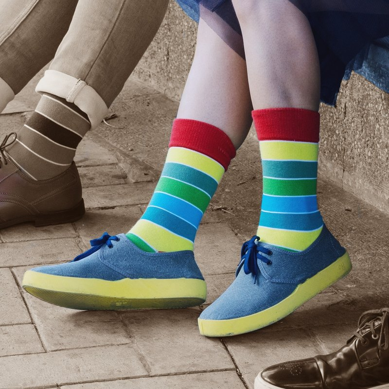 Women's Socks - Selby, Chalk & Cheese - British Design for Stylish Ladies