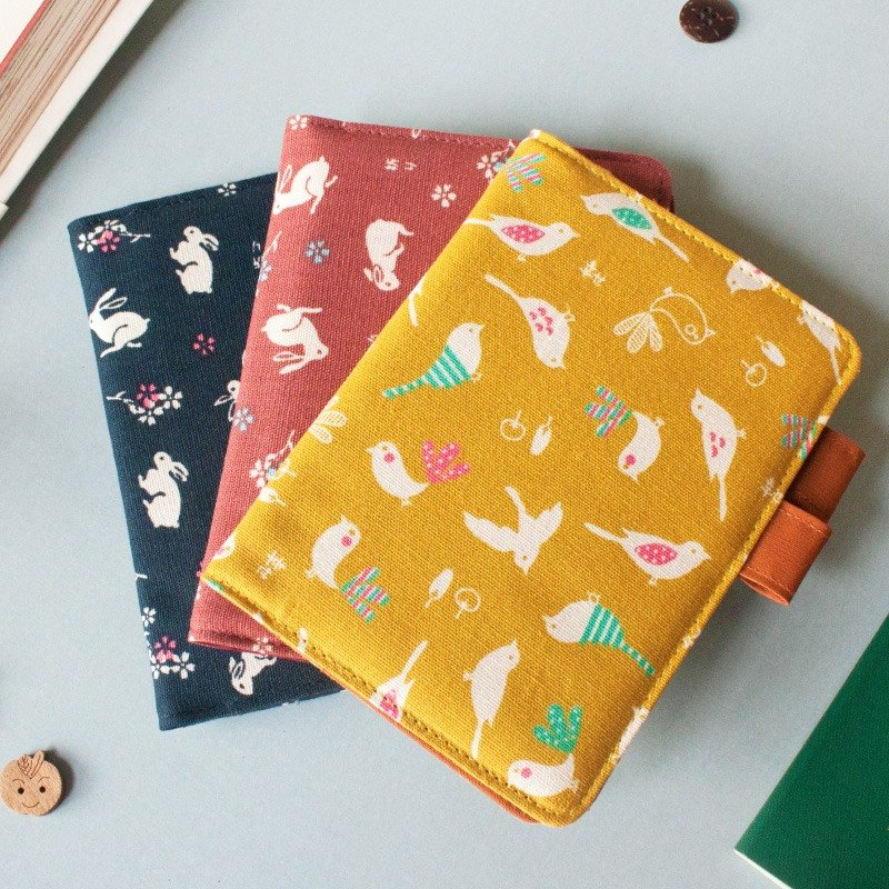 [Fabric Fabric Series] Passport Cover/Passport Holder