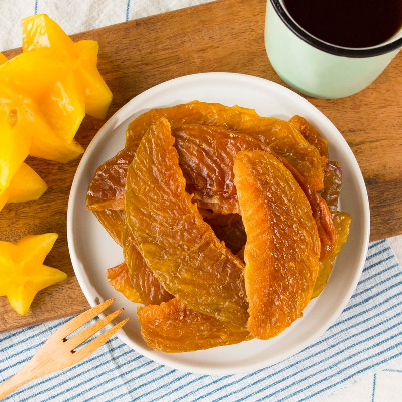 Fresh Dried Fruit - Dried Carambola (100g/bag)
