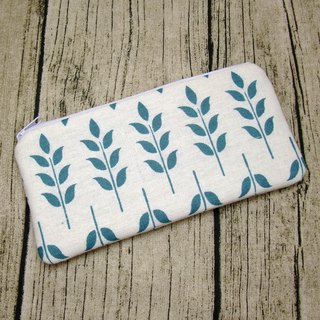 Large Zipper Pouch, Pencil Pouch, Gadget Bag, Cosmetic Bag (ZL-90)