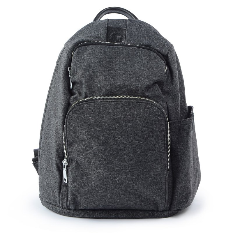 FUGUE Origin Smart Anti-theft Backpack - Spain Travel Anti-Theft - Tannin Black