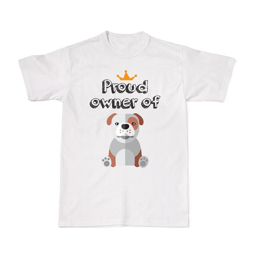 Proud Dog Owners Tees - Bulldog
