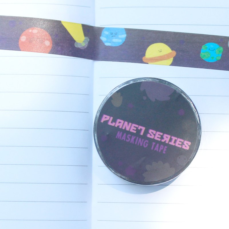 Masking Tape : Planet Series