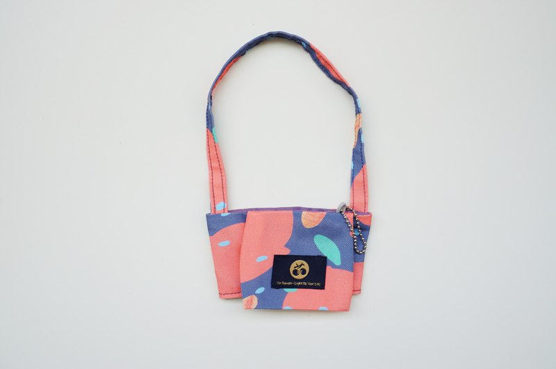 Beverage bag, Taiwan citrus print
